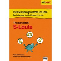 Themenheft 6: S-Laute Cover