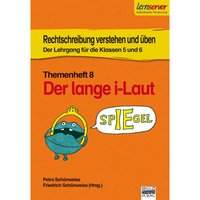 Themenheft 8: Der lange i-Laut Cover